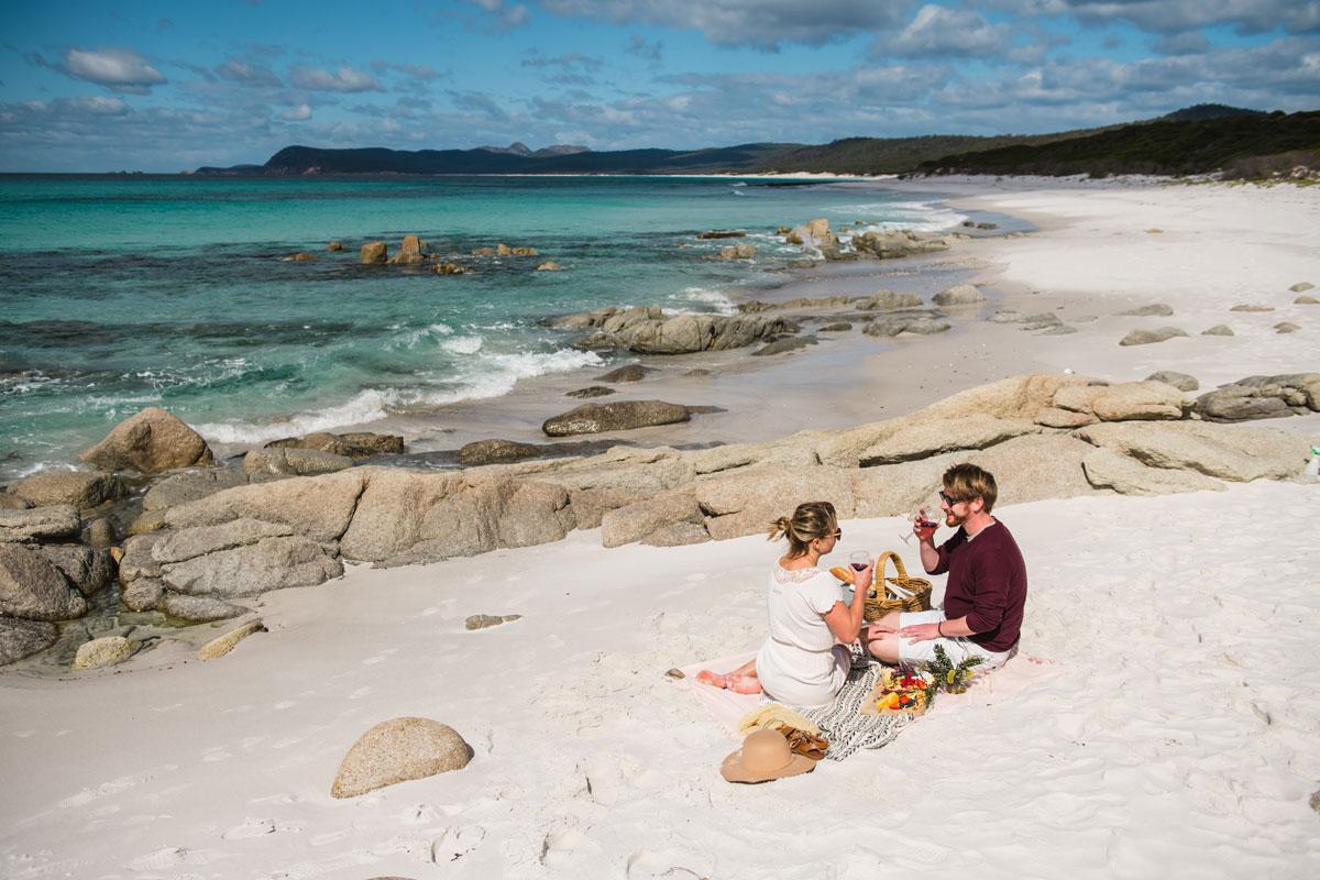 Top 10 wedding venues in Tasmania